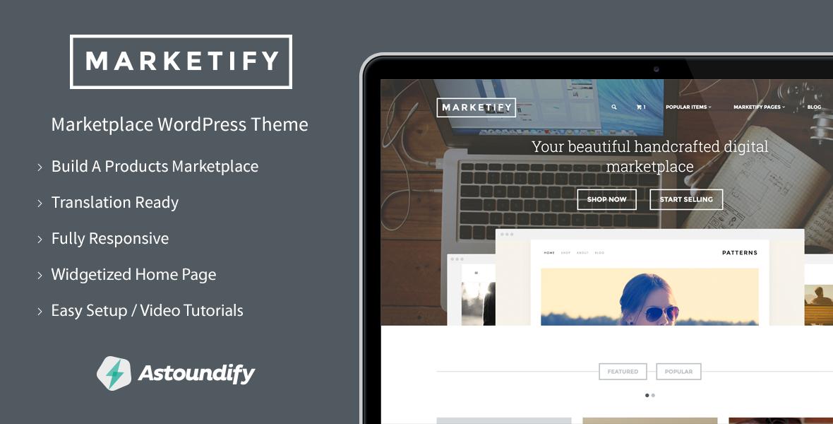 """""""Marketify"""