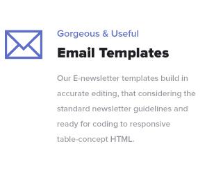 E-Newsletter Templates