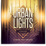 Urban Lights CD Cover Artwork