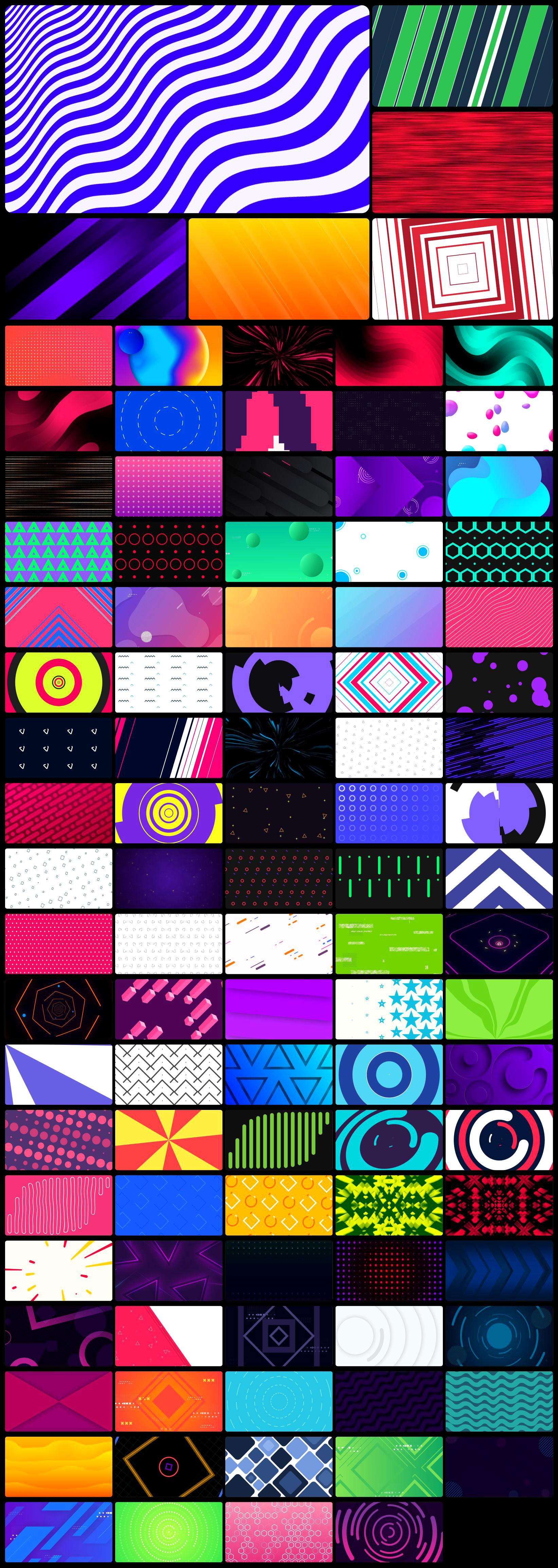Graphics Pack | 3300+ Animations - 36