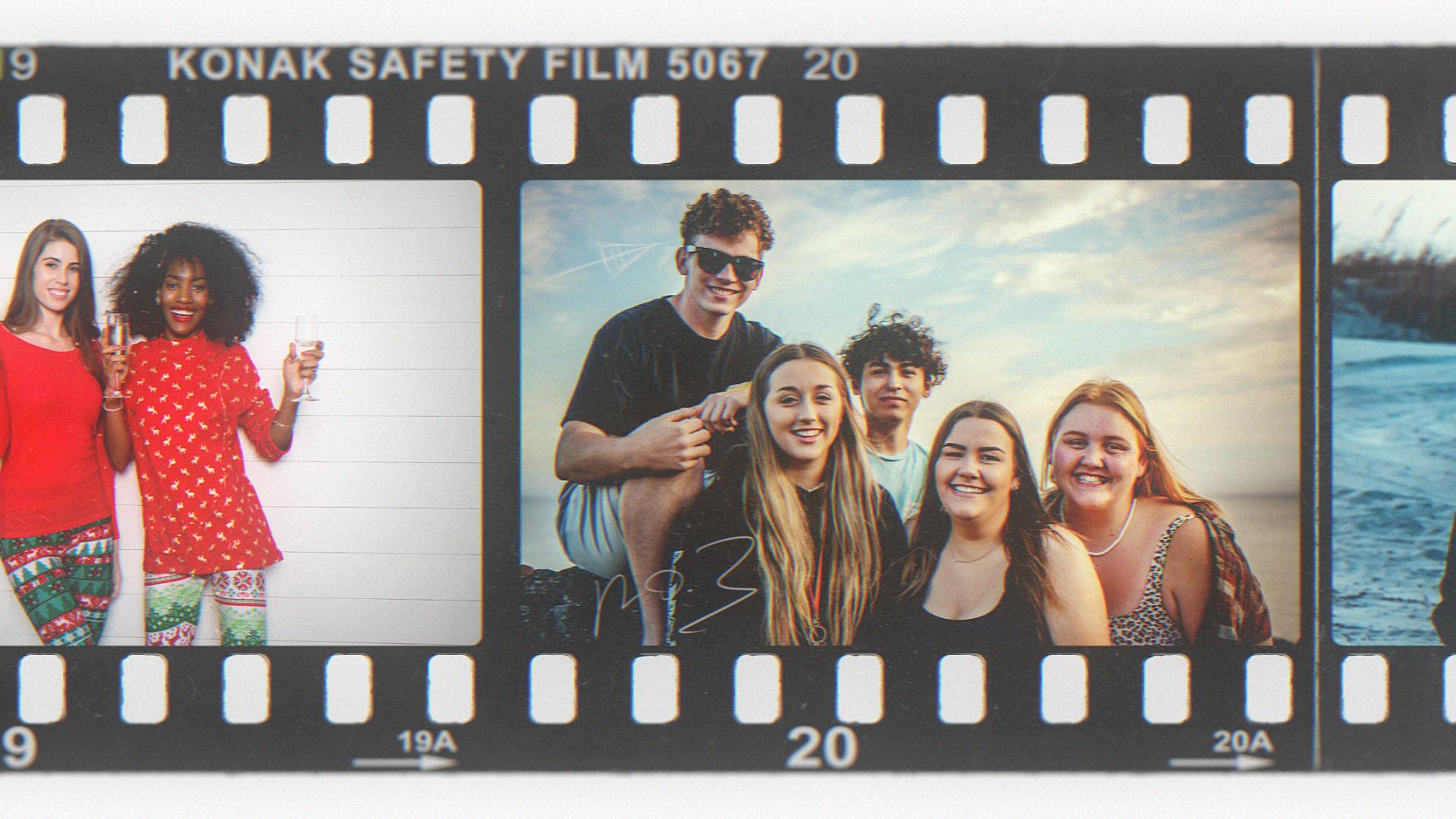 Memories | Vintage Film Slideshow - 4