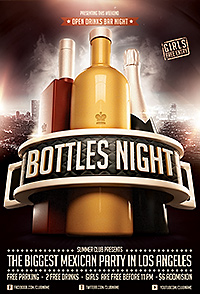 Bottles Night