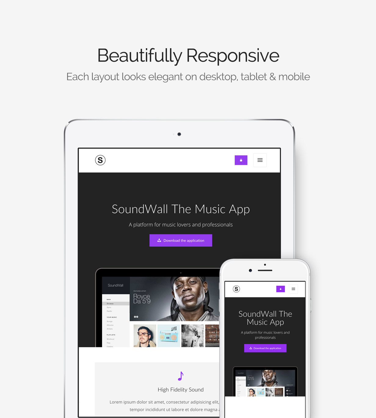 Sartre - Creative Multipurpose HTML Template - 2