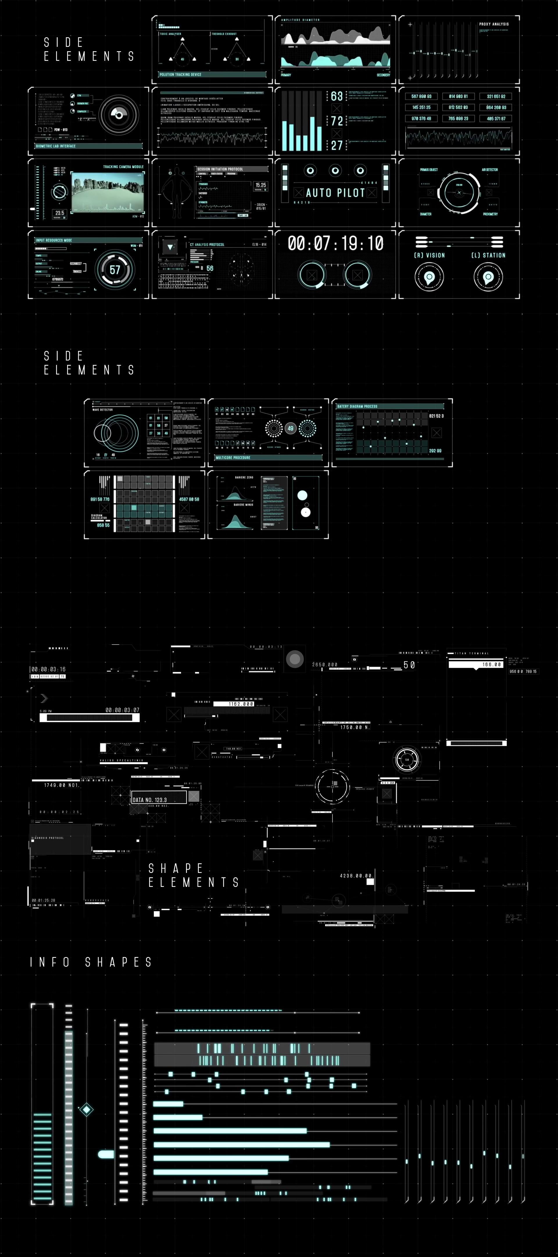 HUD - Titan Interface - 9