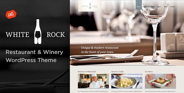 Vin Santo - Winery & Vineyard Theme