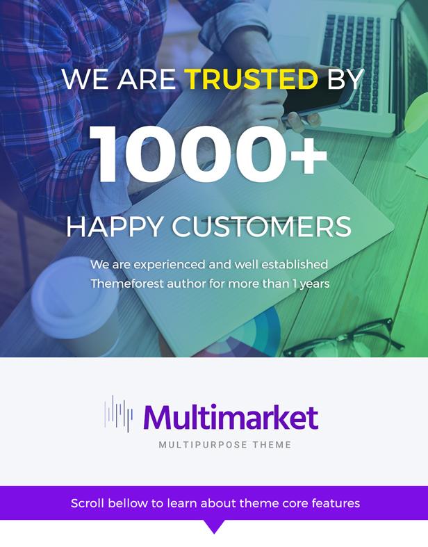 Multimarket - WooCommerce Marketplace Theme - 1