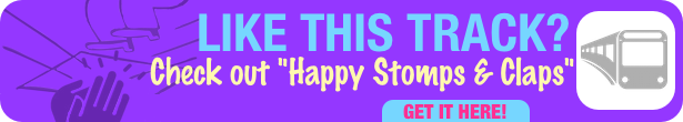 happy stomps claps inspiring song
