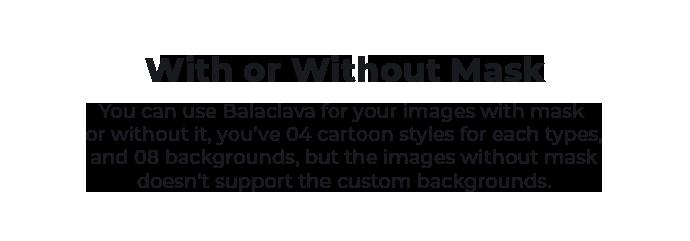 Balaclava - Cartoon Photoshop Plugin - 5