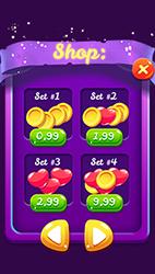 Candy Match-3 GUI - 2