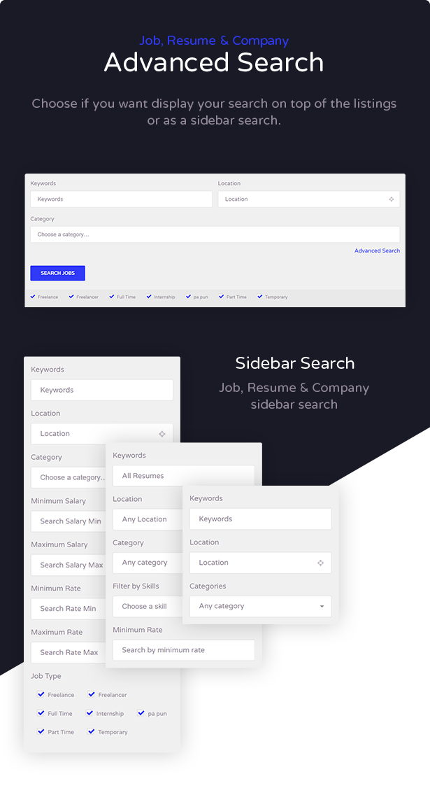 Cariera - Job Board WordPress Theme - 5