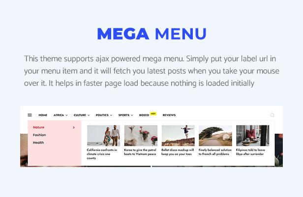 Story Mag - News Magazine Blogger Theme - 7