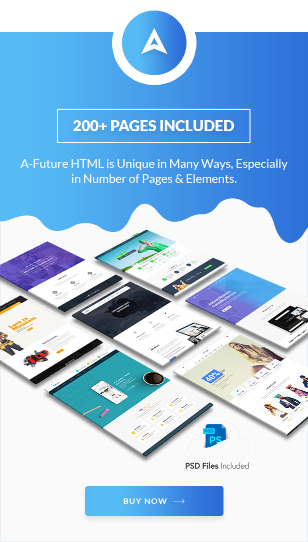 A Future - Creative Multi-purpose HTML Template - 10