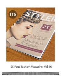 Fashion Magazine #5 - 13