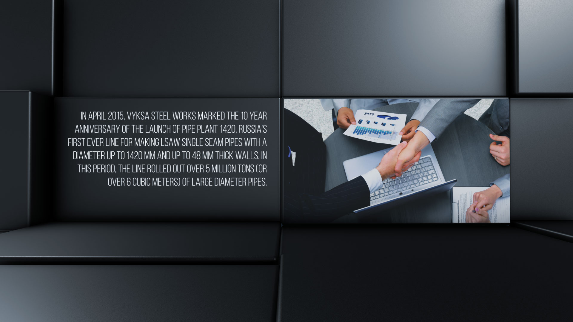 Corporate Opener - 9