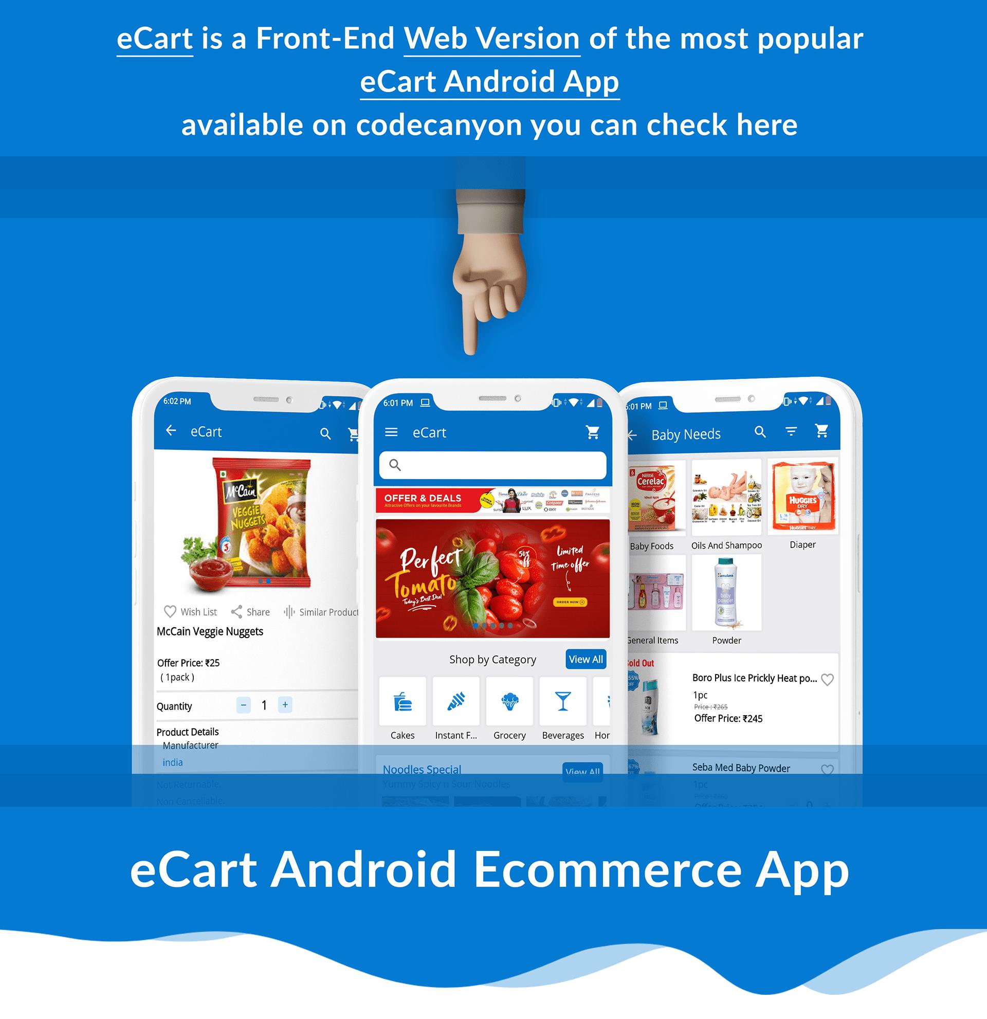 eCart Web - 1