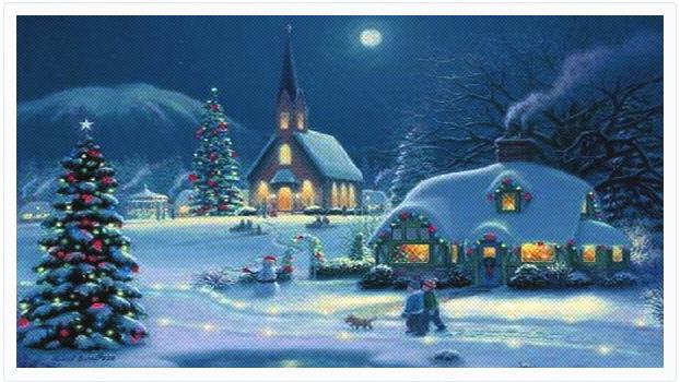 christmas soulful background music