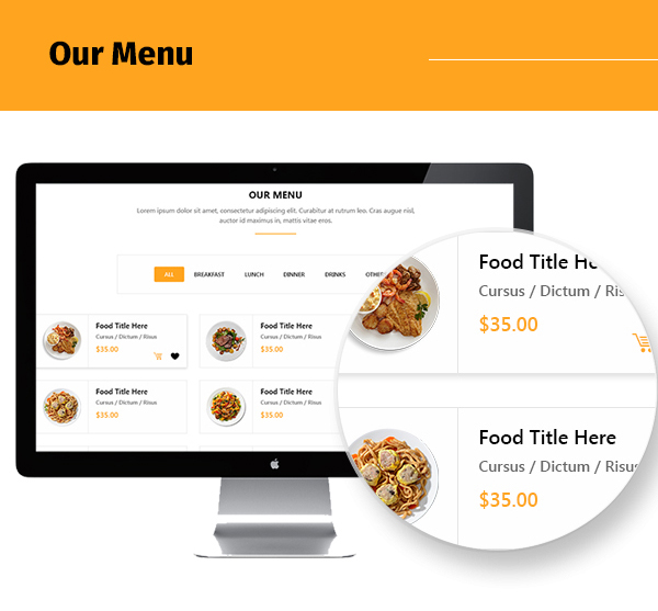restaurant-food-and-drink-template menu seciton