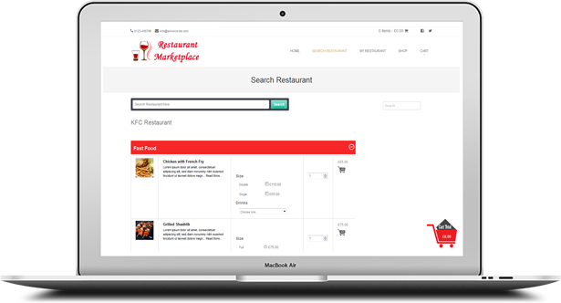 Online Multi Restaurants Marketplace for WooCommerce - 13