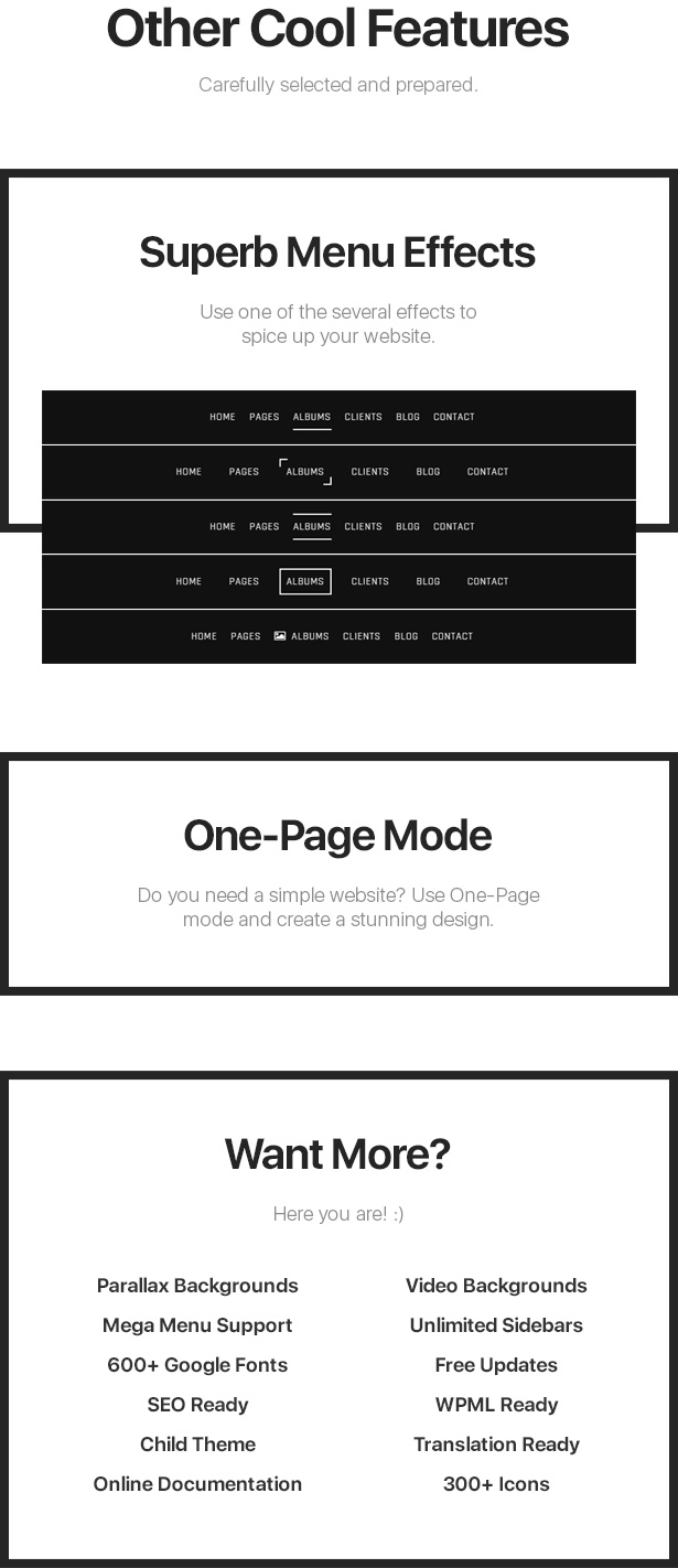 PhotoProof | Photography Responsive WordPress Theme - 15