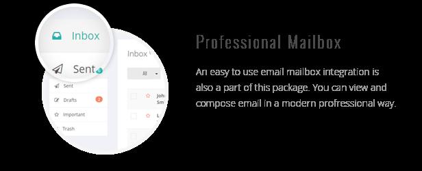 Ultra - Multi Purpose Admin Theme - 8