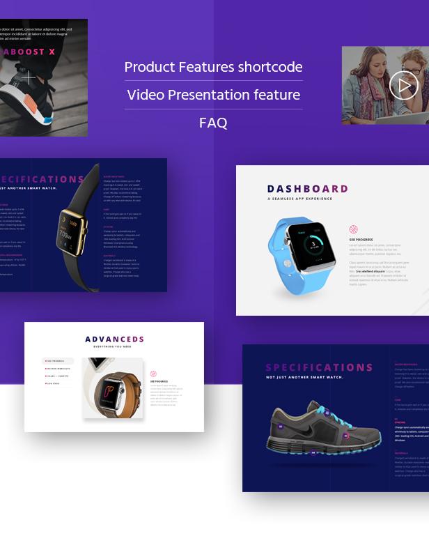 Felis - WordPress Product Landing Page - 7