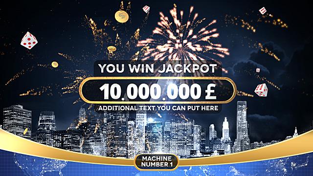 Casino/Jackpot/Lottery Winner  - 13