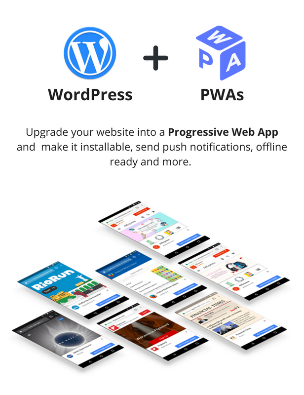 Progressive Web Apps For WordPress - 2
