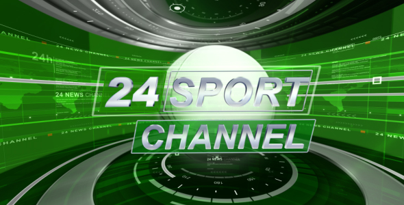 Broadcast Design - Complete News Package - 8