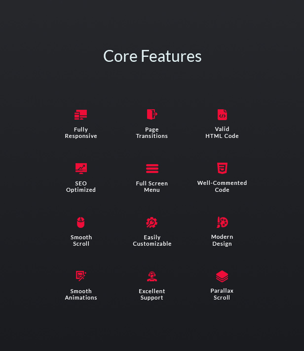 Tumar HTML5 Template