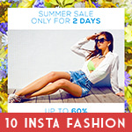 Instagram Fashion Banner Bundle - 19