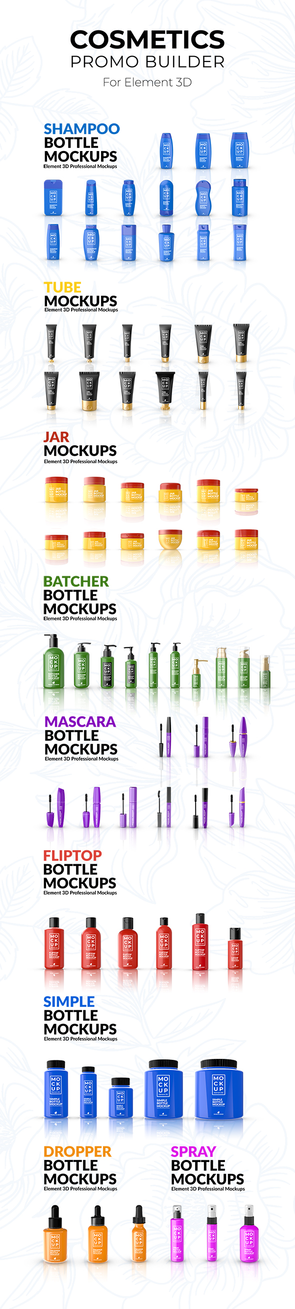 Cosmetics Promo Builder - 6