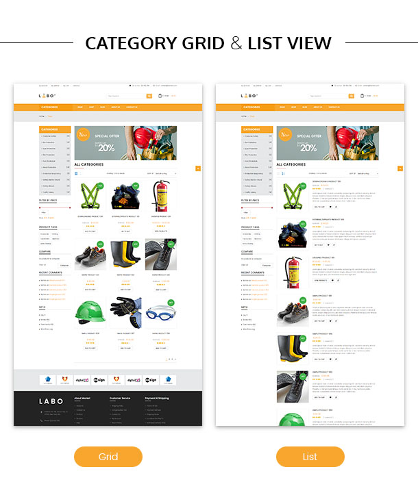 VG Labo - WooCommerce Theme for Tools, Equipment Store - 28