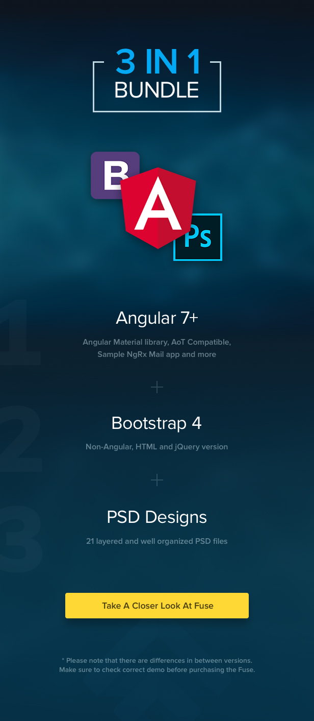Html Design | Fuse Angular 7 Bootstrap 4 Jquery Html Material Design Admin