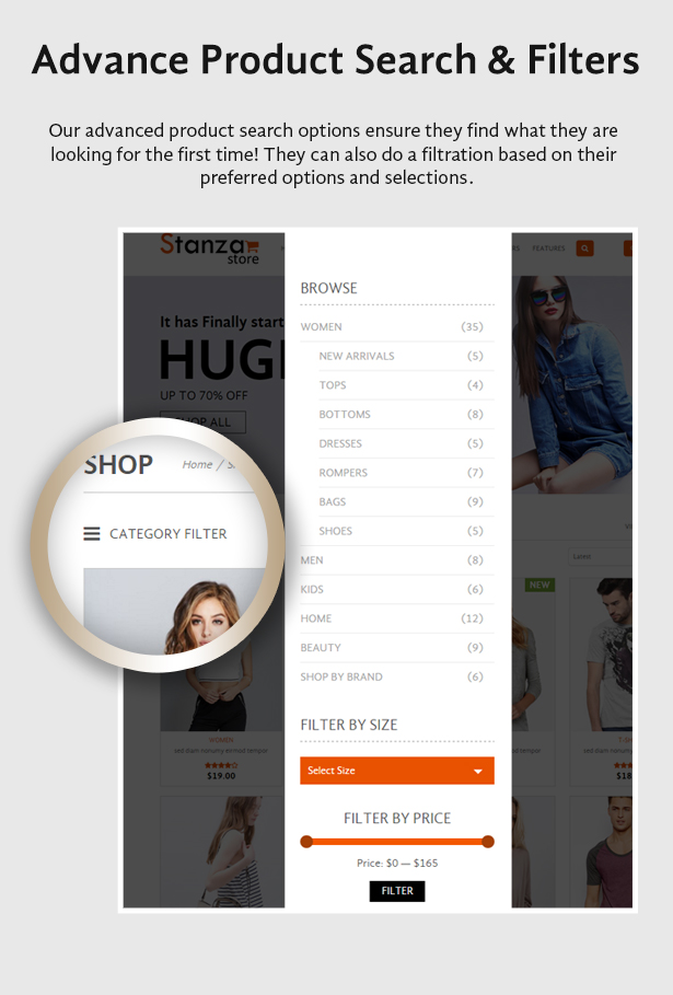 Stanza Store – Responsive eCommerce HTML 5 Template - 20