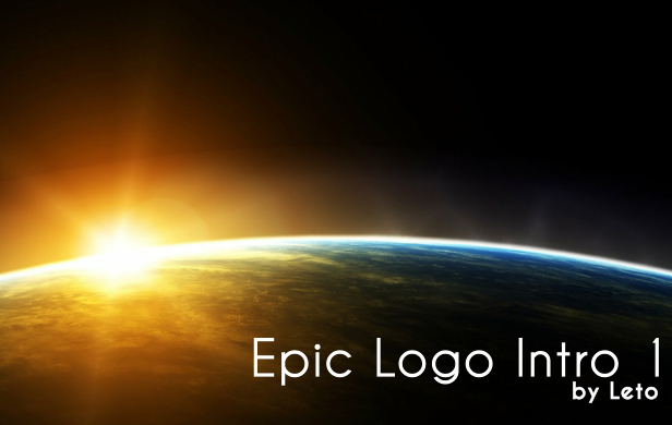 Epic Logo Intro 1