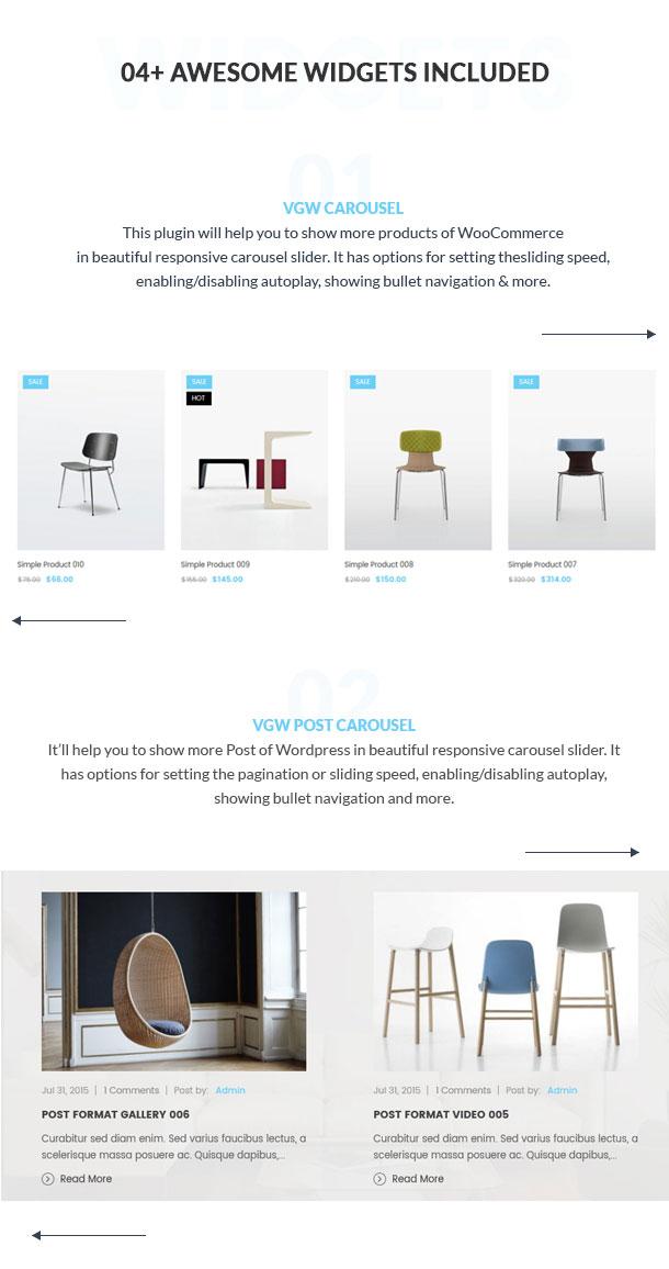 VG Dorado - Furniture Responsive WooCommerce Theme - 22