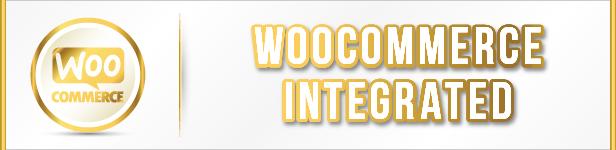 Advance Woo Commerce Integration