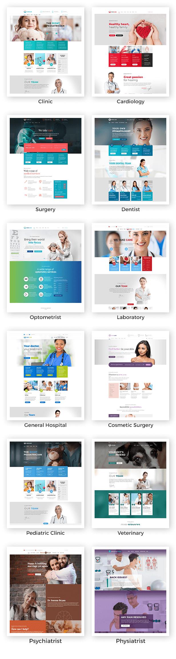 Medicare - Medical & Health Theme - 2