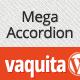 Vaquita - Mega Accordion Widget