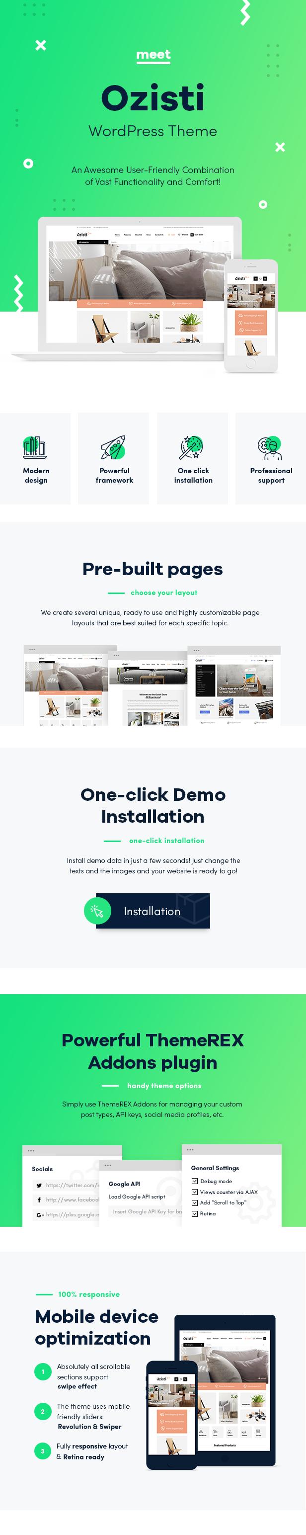 Ozisti | A Multi-Concept WooCommerce WordPress Theme Augmented Reality Store Ready - 3