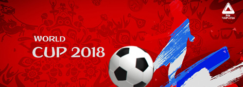 FIFA World CUP 2018 After Effects Template