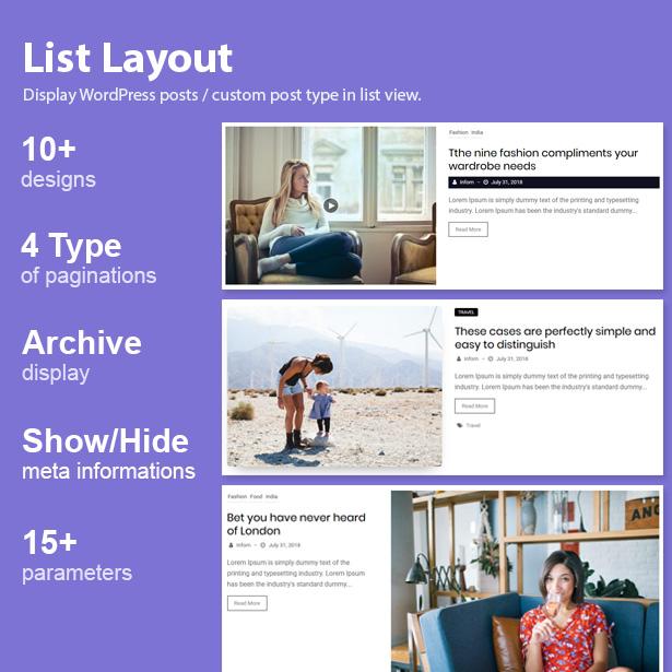 News & Blog Designer Pack Pro for WordPress - 8