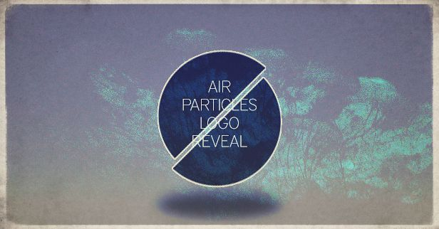 Air Particles Logo Reveal - AudioJungle