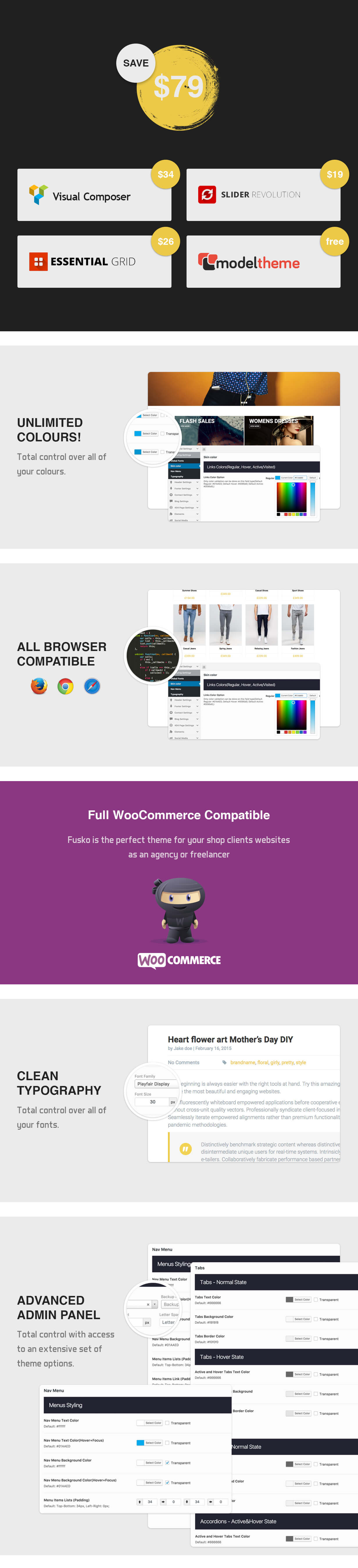 Fusko - Tech/Gadgets WooCommerce WordPress Theme - 5