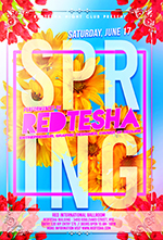 SPRING Instagram Banner Events - 14