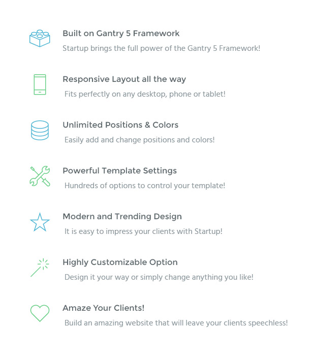 IT Startup - Gantry 5, Business & Portfolio Joomla Template - 2