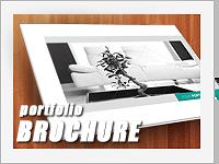 portfolio brochure template