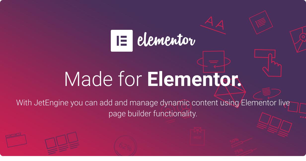 JetEngine  -  Elementorによる動的コンテンツの追加と編集 -  3