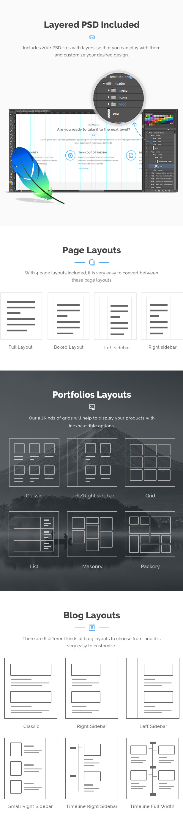 DNG - Responsive HTML5 Template - 30