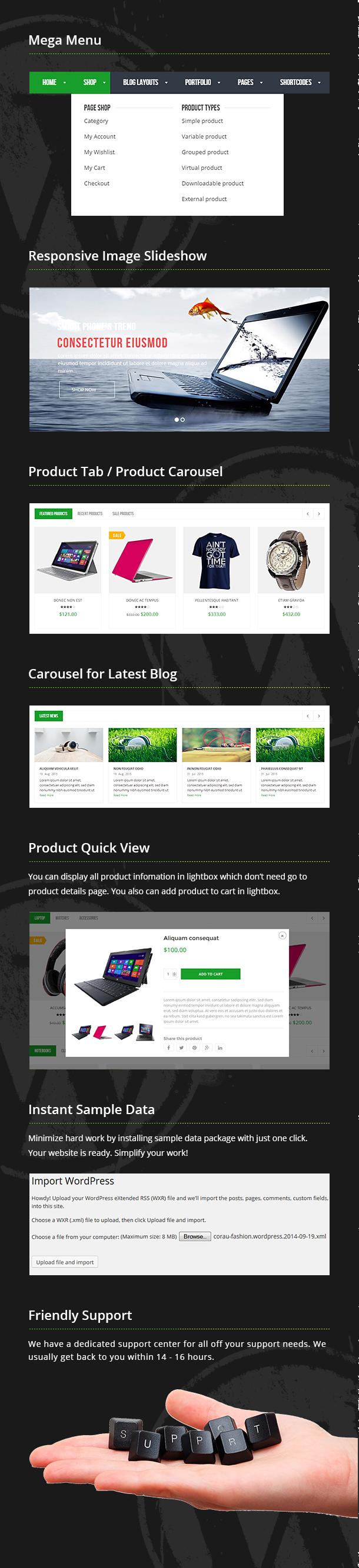 VG Bonnie - Creative WooCommerce WordPress Theme - 13